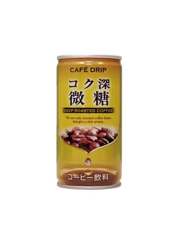 CAFE DRIP コク深微糖 190ml