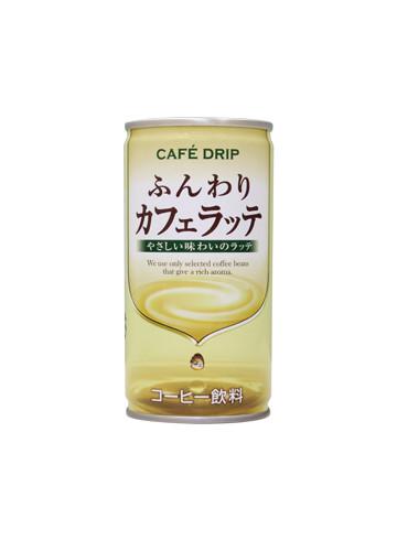 CAFE DRIP ふんわりカフェラッテ 190ml