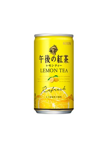 キリン 午後の紅茶 レモンティー 185ml