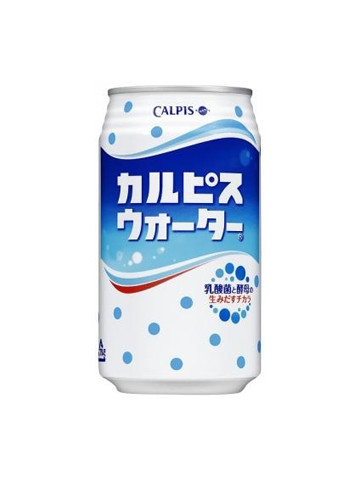 アサヒ飲料 カルピスウォーター 350ml