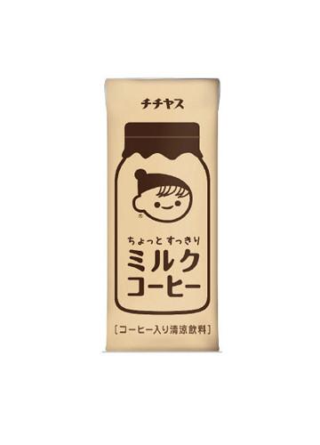 チチヤス ミルクコーヒー 200ml