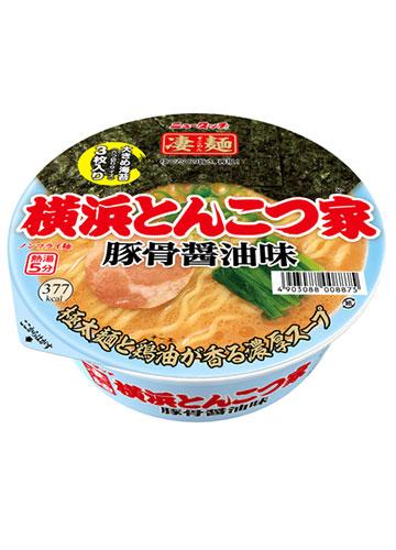 ヤマダイ 凄麺 横浜とんこつ家 豚骨醤油味