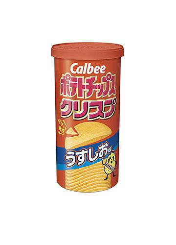 カルビー ポテトチップスクリスプ うすしお