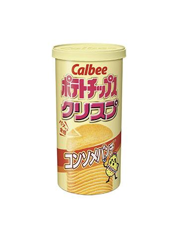 カルビー ポテトチップスクリスプ コンソメパンチ