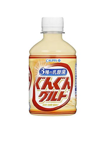 カルピス ぐんぐんグルト 3種の乳酸菌 280ml