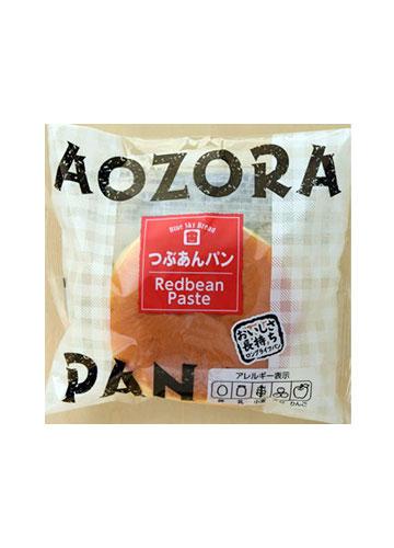 青空製パン つぶあんパン