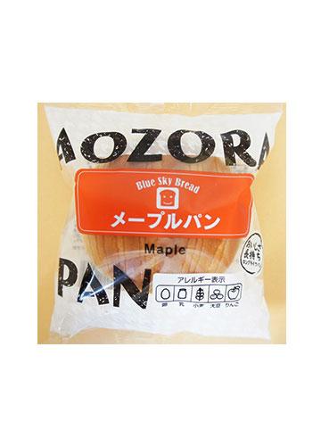 青空製パン メープルパン