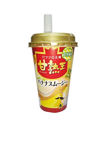 甘熟王 バナナスムージー 160g