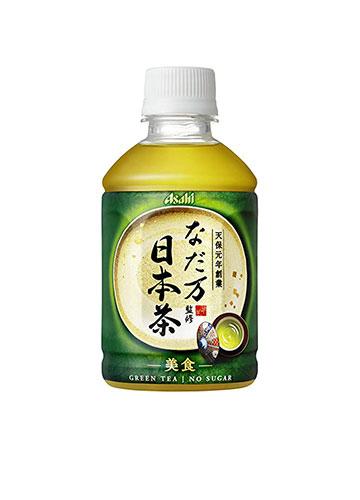 アサヒ飲料 なだ万監修 日本茶 275ml