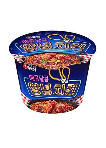 農心-Nongshim ヤンニョムチキン カップ麺