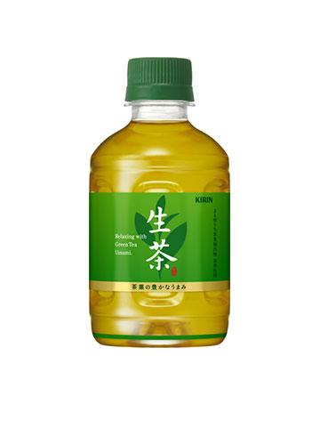 キリン 生茶-280ml