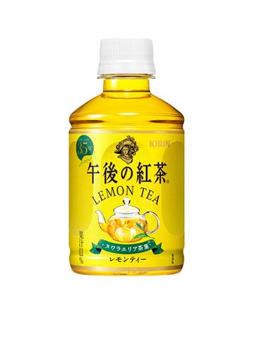 キリン 午後の紅茶 レモンティー-280ml