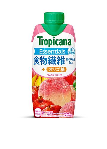 トロピカーナ エッセンシャルズ 食物繊維-330ml