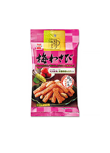 岩塚製菓 大人のおつまみ 梅わさび