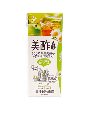 CJ Foods Japan 美酢(ミチョ)アップル&カモミール 300ml