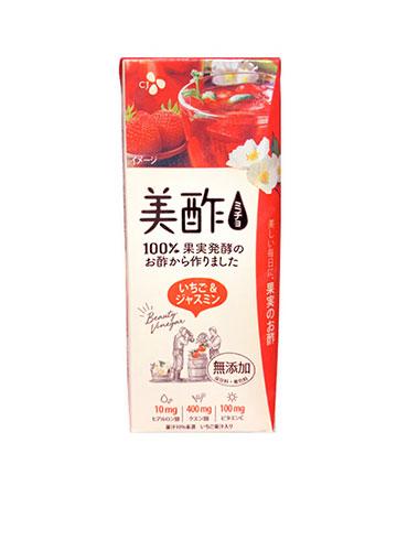 CJ Foods Japan 美酢(ミチョ)いちご&ジャスミン 300ml